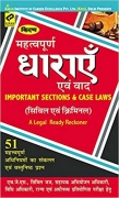 Kiran's Important Sections & Case Laws (Hindi)