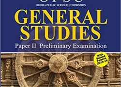 OPSC General Studies Paper II Preliminary Examination