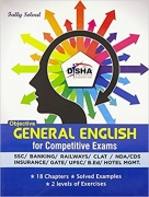Objective General English for Competitive Exams – SSC/Banking/Rlwys/CLAT/NDA/CDS/Hotel Mgmt./B.Ed