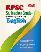 RPSC Sr. Teacher Grade – II (Secondary Education) English