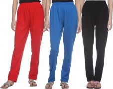 69GAL Women's Pyjama  (Pack of 3)