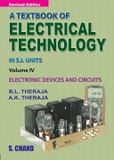 A Textbook of Electrical Technology Volume – IV by B L Theraja