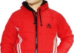 AD & AV Full Sleeve Solid Boy's Jacket