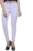 Addyvero Slim Girls Light Blue Jeans