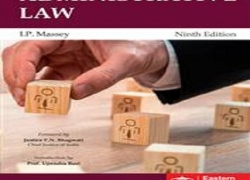 Administrative Law by I.P. Massey