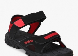 Reebok Adventure Chrome Black Floaters