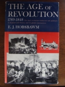 Age of Revolution by E.J. Hobsbawm