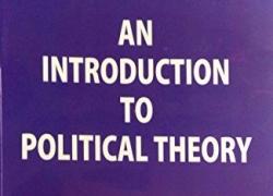 Political Theory by O P Gaub