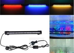 AQUAMARINE RGB LED light Underwater LED Aquarium Light Strip 1 PCS 1W / 20cm Suitable For Aquarium 50-60cm