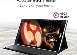 Asus ZenPad Theater 7.0 16 GB 7 Inch with Wi-Fi+3G Tablet(Black)
