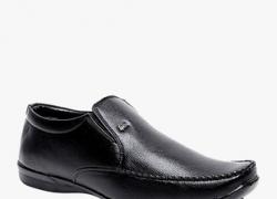 Bacca Bucci Black Dress Shoes