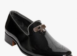 Bacca Bucci Black Formal Shoes