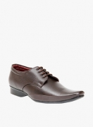 Bacca Bucci Brown Dress Shoes