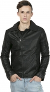 Burdy Full Sleeve Solid Men's Jacket