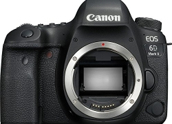 Canon EOS 6D Mark II DSLR Camera (Body Only)(Black)