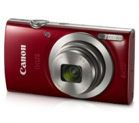 Canon IXUS 185 Point and Shoot Camera  (Red 20 MP)