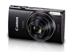 Canon IXUS 285 Point & Shoot Camera  (Black)