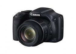 Canon SX530 HS Point & Shoot Camera  (Black)
