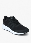 Adidas Neo Cf Race Black Sneakers for Men