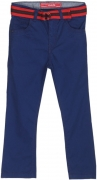 Chalk by Pantaloons Regular Fit Boy's Blue Trousers