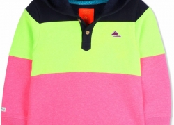 Cherry Crumble California Full Sleeve Solid Baby Boys & Baby Girls Sweatshirt