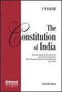 The Constitution of India by PM Bakshi