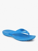 Crocs Crocband Blue Flip Flops