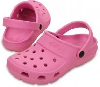 Crocs Boys & Girls Slip-on Clogs  (Pink)