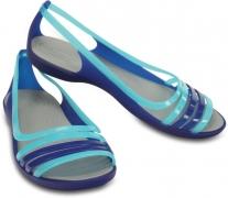 Crocs Women Cerulean Blue Bellies