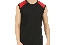 DESIGN CLASSIC Solid Men Round Neck Black T-Shirt