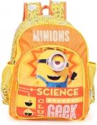 Despicable Me School Bag School Bag  (Yellow, 18 inch)