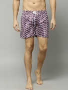 FCUK Underwear Multicoloured Printed Boxers FBS01