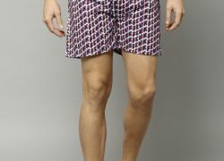 FCUK Underwear Multicoloured Printed Boxers FBS01