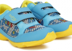 Footfun by Liberty Boys & Girls Slip on Moccasins  (Yellow)