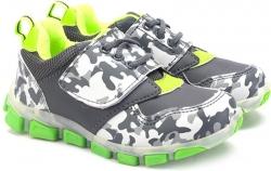 Asian Boys & Girls Slip on Running Shoes  (Red)