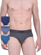 Force NXT Men Pack of 4 Briefs MNFL-53
