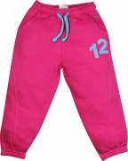 FS Mini Klub Slim Fit Girls Pink Trousers