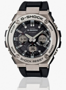 Casio G-Shock Gst-S110-1Adr (G609) Black/Black Analog & Digital Watch