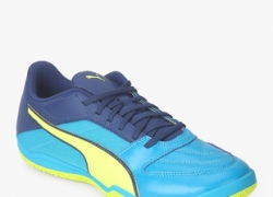 Puma Gavetto Ii Aqua Blue Indoor Sports Shoes
