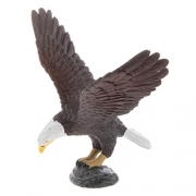 Generic Kids Story Telling Animal Figure Showcase Display Model Educational Toy – Eagle