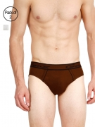 Genx Men Pack of 2 Assorted Briefs GUSTO OE-BD