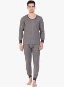New Tab91 Grey Striped Thermal Set