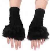Gugzy Woven Winter Women's Gloves