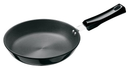 Hawkins Futura Hard Anodised Frying Pan, 22cm