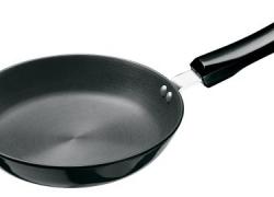 Hawkins Futura Hard Anodised Frying Pan, 22cm