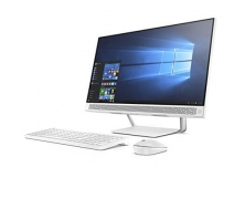 HP Pavilion AIO 24–q254in 23.8-inch All-in-One Desktop.
