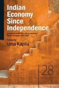 Indian Economy Since Independence: A comprehensive and critical analysis of India's economy, 1947-2017 (Academic Foundation)