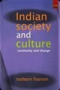 Indian Society and Culture by Nadeem Hasnain