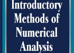 Numerical Analysis – S S Sastry