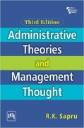 Administrative Theories and Management Thought